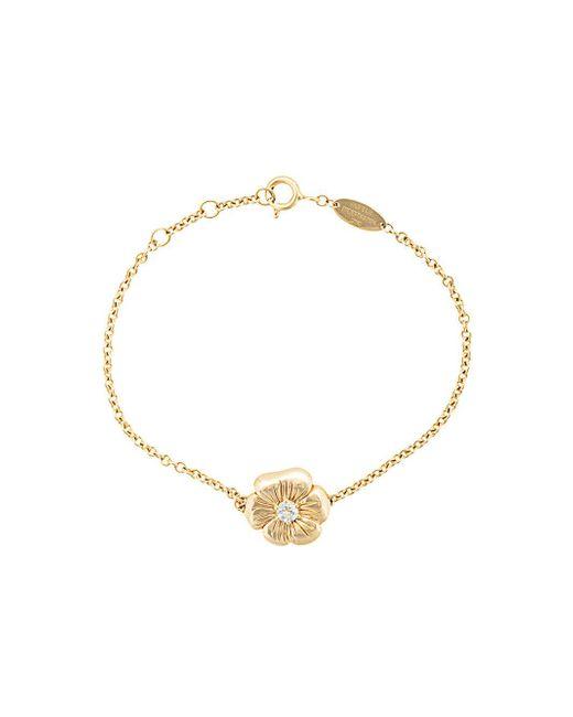 Aurelie Bidermann - Metallic Floral Topaz Bracelet - Lyst