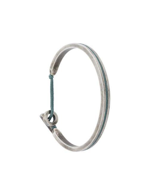 M. Cohen | Multicolor Twist Hook Bracelet for Men | Lyst