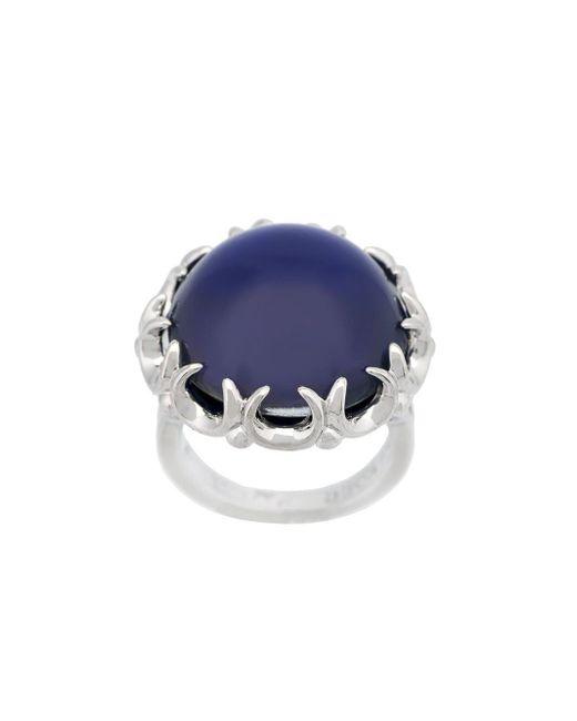 Eddie Borgo   Blue 'dhalia' Mood Ring   Lyst