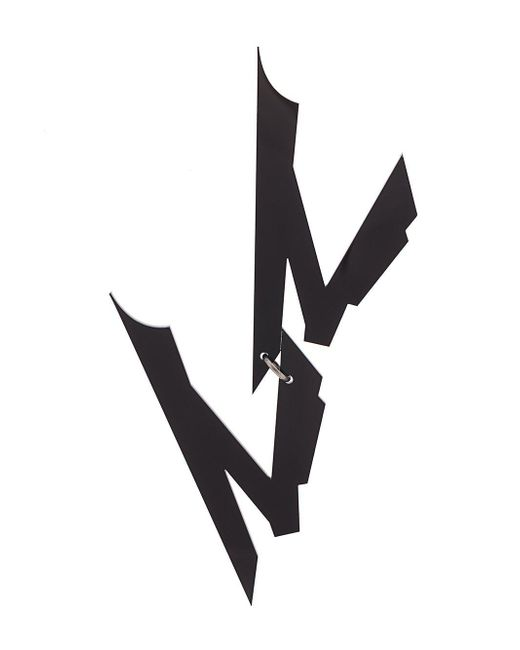 Neith Nyer - Black Nn Earring - Lyst