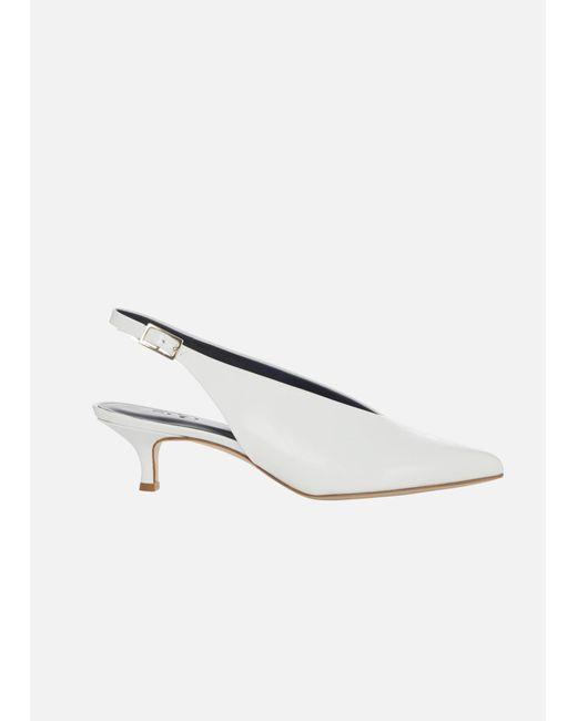 Tibi - White Lia Heels - Lyst