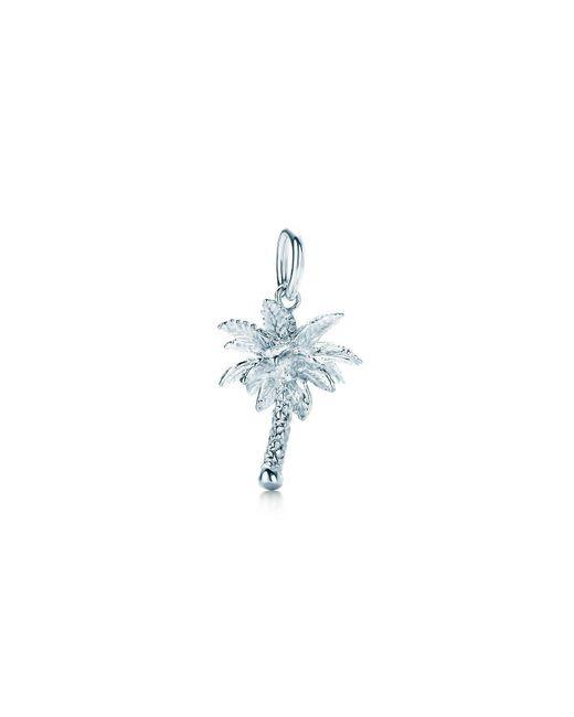 Tiffany & Co - Metallic Palm Tree Charm - Lyst