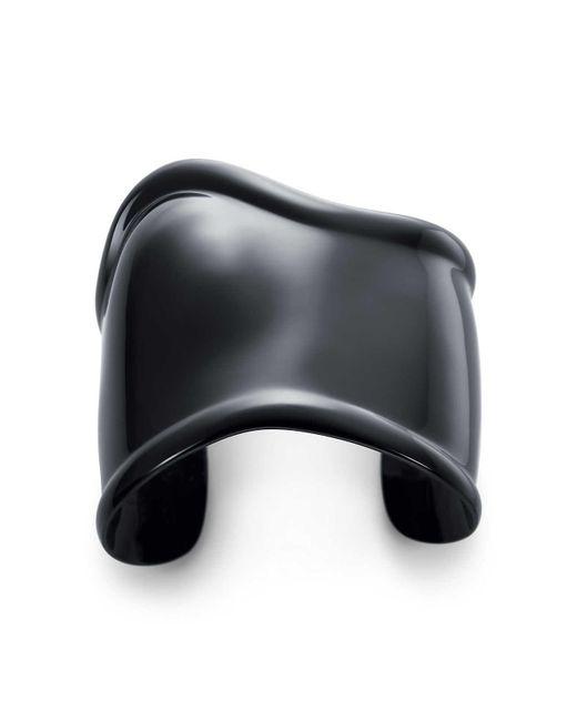 Tiffany & Co   Black Bone Cuff   Lyst