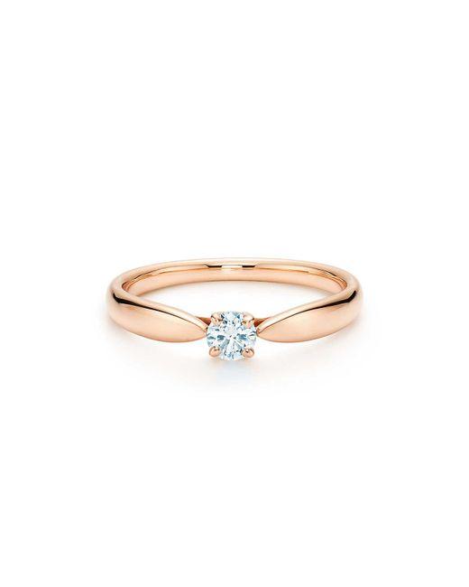Tiffany Harmony   Pink Ring   Lyst