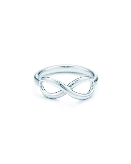 Tiffany & Co - Metallic Ring - Lyst