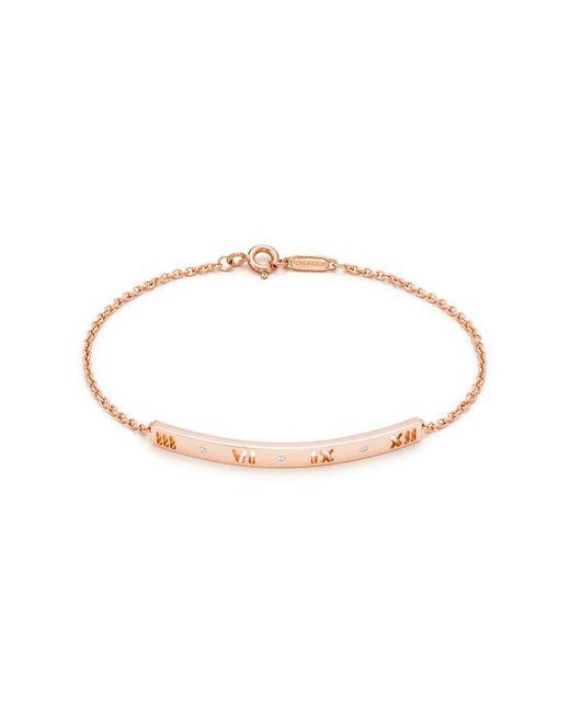 Tiffany & Co - Multicolor Pierced Bracelet - Lyst