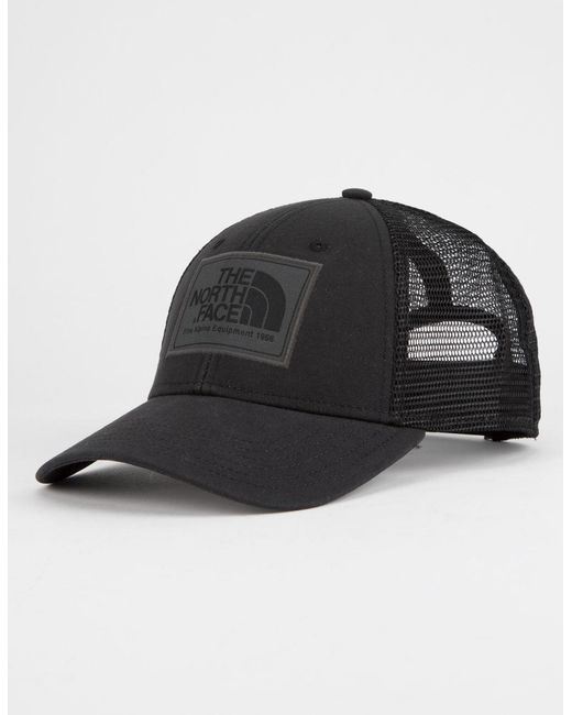 0566a09ac Mudder Trucker Black Mens Hat