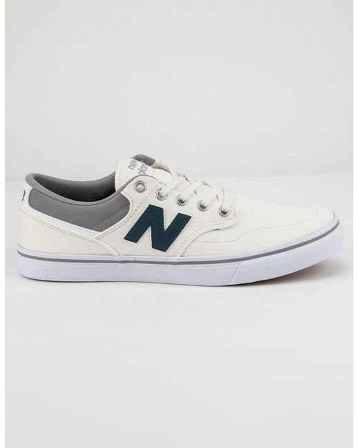 7be780492d76 Lyst - New Balance Numeric 331 Sand With Blue Mens Shoes in Blue for Men