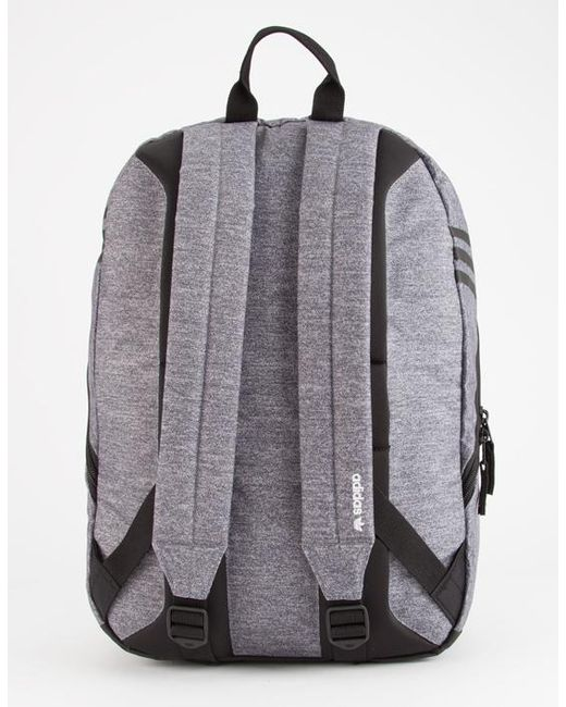 1386f25a0f1 timeless design 723cb 41ced lyst adidas originals ob tricot backpack ...