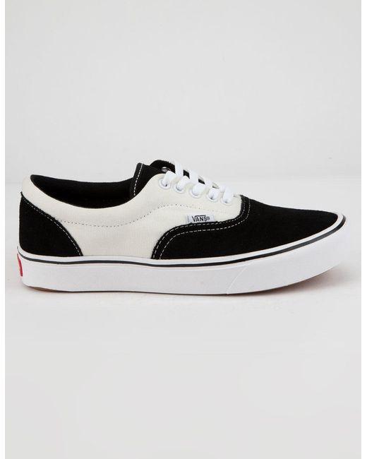 promo code 7fed2 b4182 Women's Comfycush Era Black & Mars Shoes