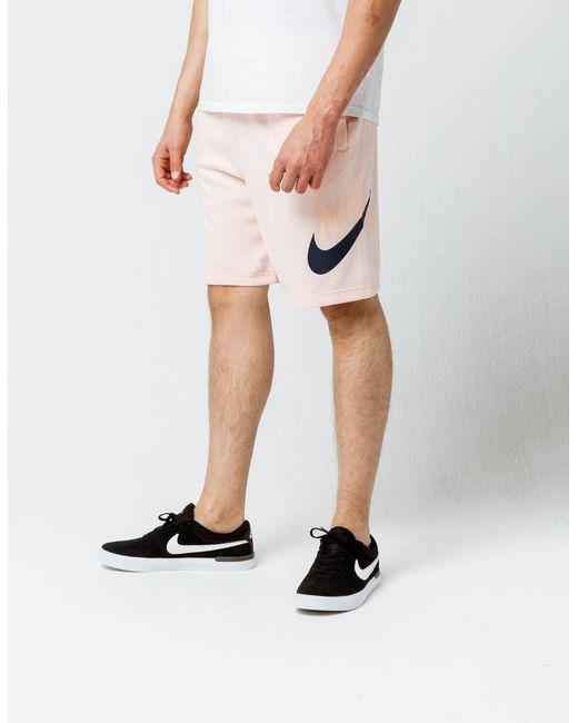 09581d7874 Nike - Black Sb Dri-fit Sunday Coral Mens Shorts for Men - Lyst .