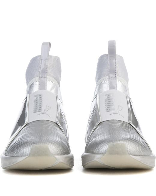 fe864eeb Women's Fierce Metallic Athletic Lifestyle Sneaker