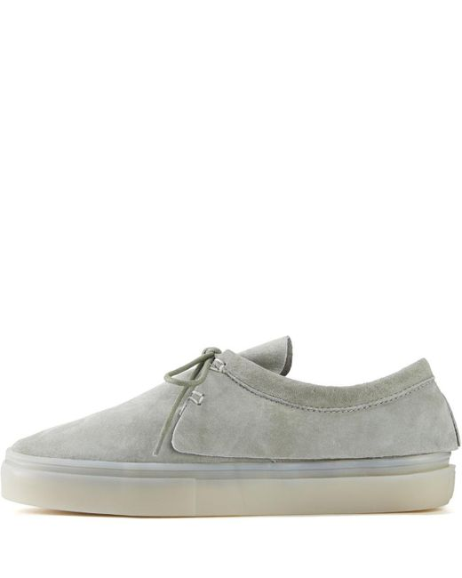 Clear Weather Gray Santora Elm Moccasin Slip-on Sneakers for men