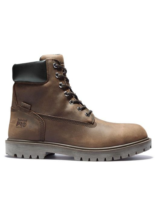 chaussures timberland hommes marron