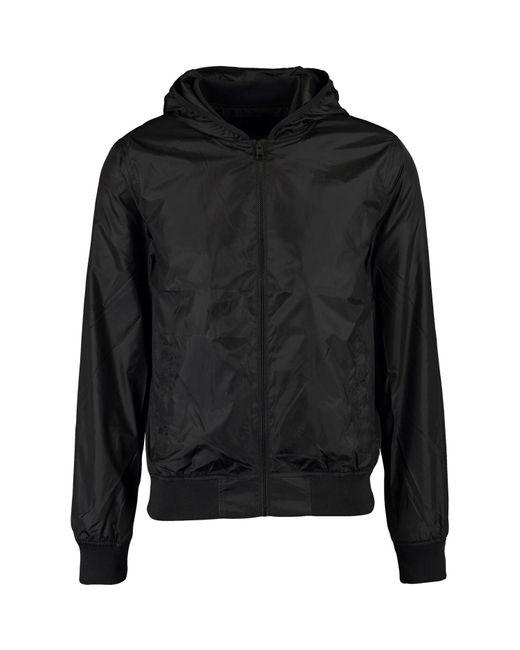 TK Maxx brand Black Lightweight Jacket for men