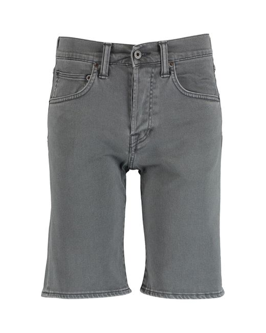 TK Maxx brand Gray Denim Shorts for men