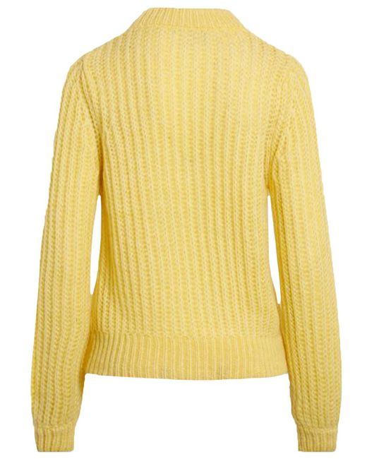Sisters Point Pullover Lya-pu in het Yellow