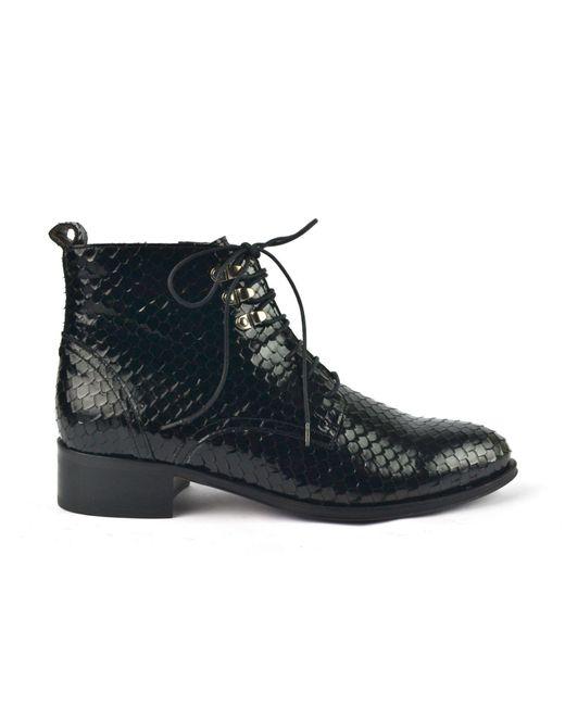 Pertini Boots in het Black