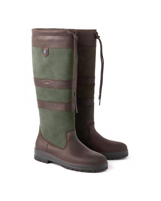 Dubarry Laars Galway Ivy-schoenmaat 39 in het Green voor heren