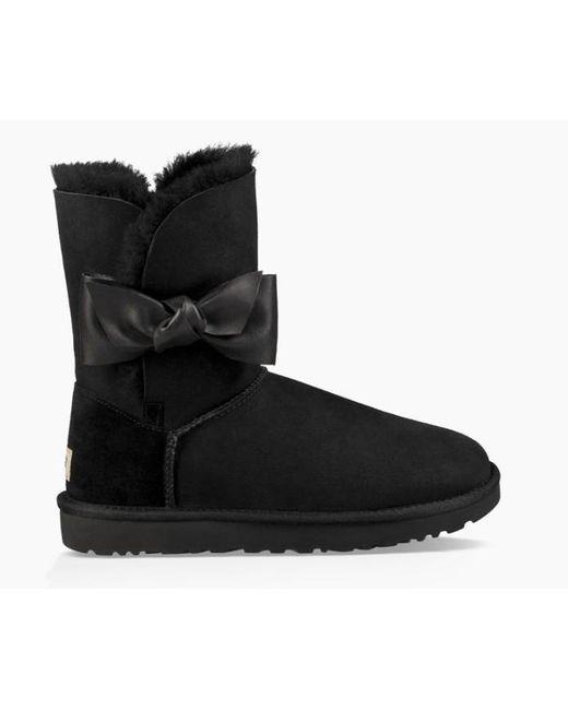 Ugg Daelynn Classic Boot Dames 1019983 in het Black