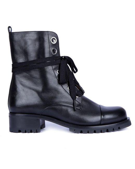 Unisa Veter Boots Inchen_clf in het Black