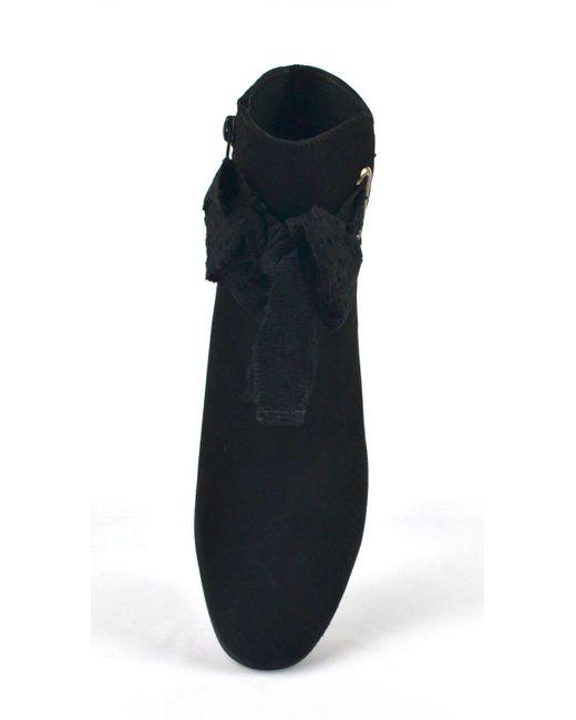 Pedro Miralles Korte Laarzen in het Black