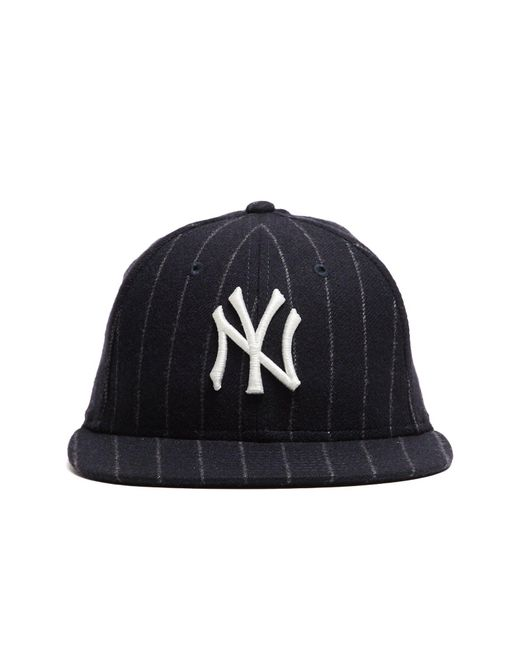 super popular 792c4 3cfcc ... cheap new era hats blue exclusive new era new york yankees cap in  abraham moon navy
