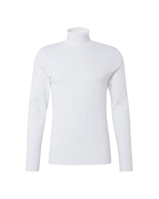 Tom Tailor Langarmshirt mit Turtle-Neck in White für Herren