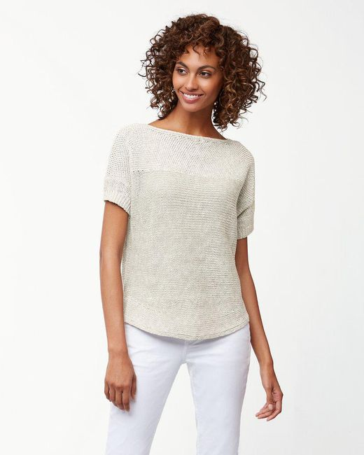 Tommy Bahama - Natural Paradise Sun Textured Sweater - Lyst