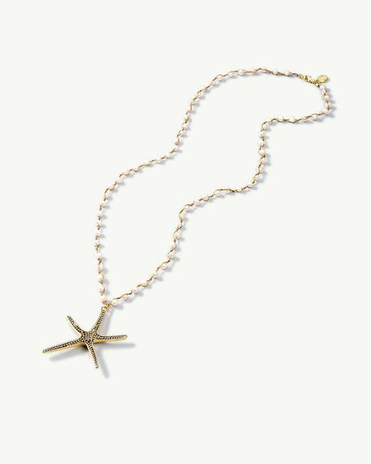 Tommy Bahama - Multicolor Starfish Pendant Necklace - Lyst