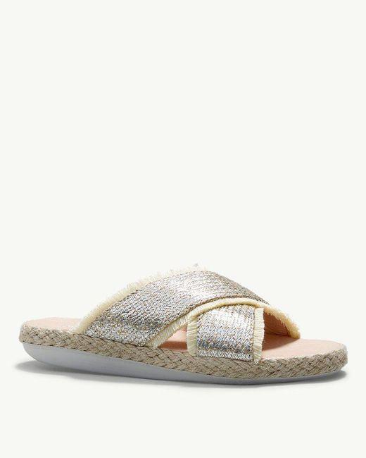 Tommy Bahama Metallic Relaxology® Idell Sandals