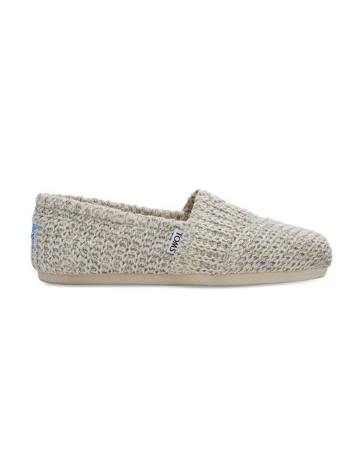 TOMS | Multicolor Birch Sweater Knit Women's Classics | Lyst