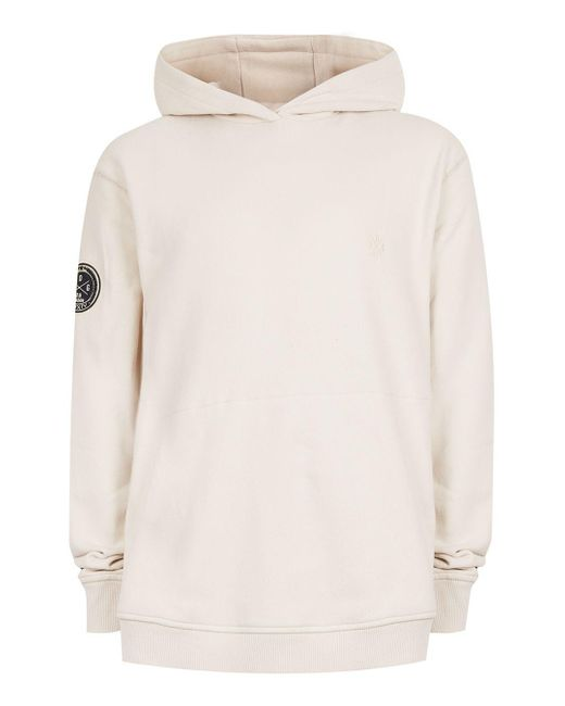 Jog On | Natural Cream Tailored Hoodie* for Men | Lyst