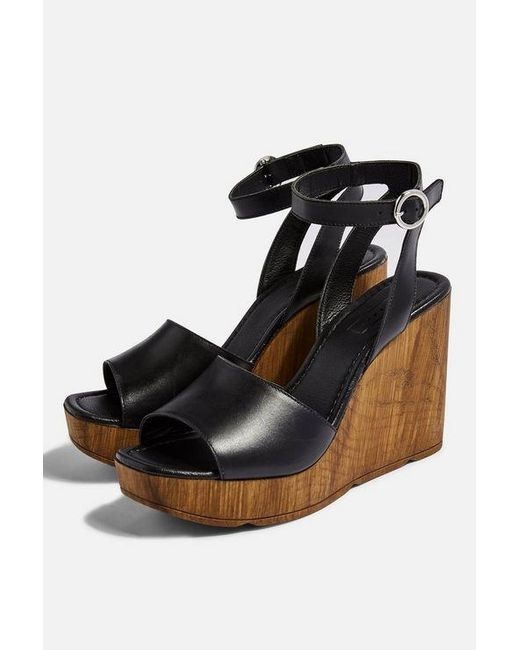 d3a6ac7132b Women's Black Anderwedges