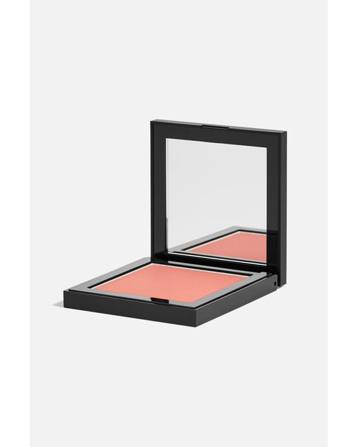 TOPSHOP Pink Atte Powder Blush In Heads Up
