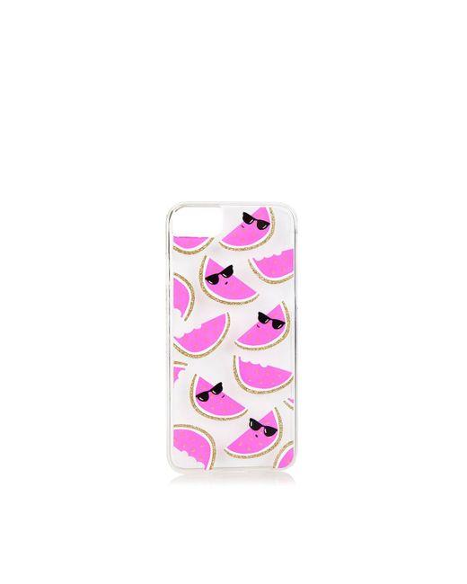 Skinnydip London | Pink Neon Watermelon Iphone 5 | Lyst