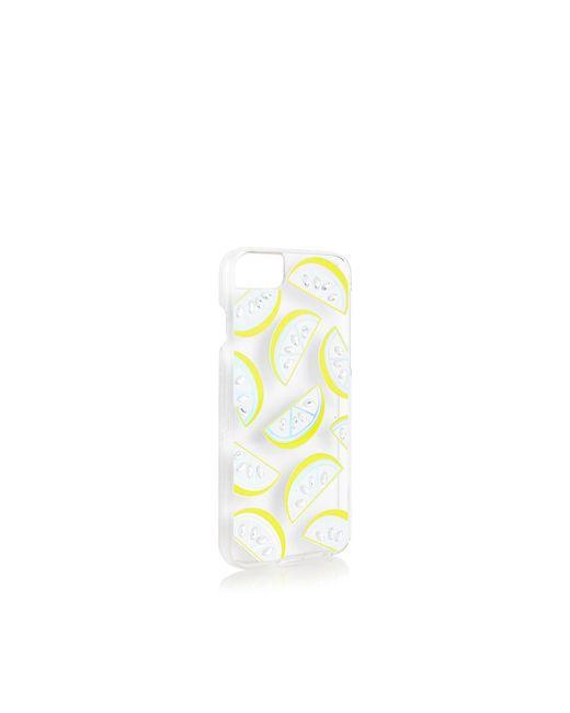 TOPSHOP | Yellow Lemonade Case - Iphone 6 | Lyst