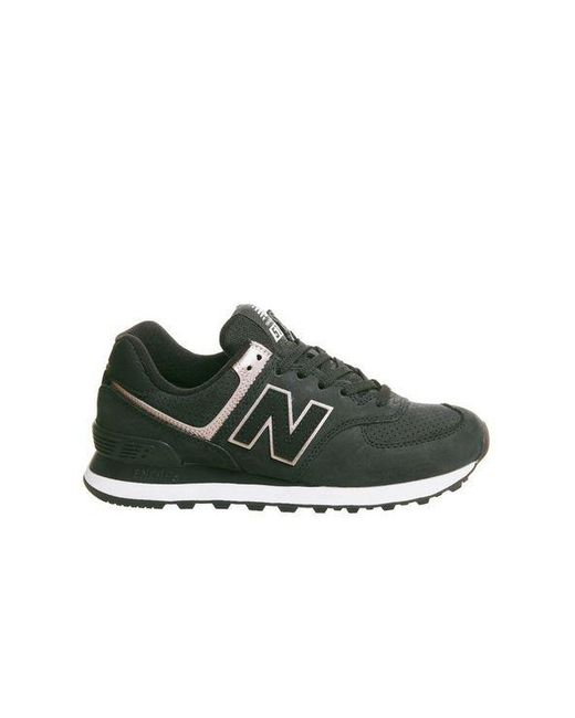 half off 4b2be f4a07 New Balance 574 Trainers By Office in Gray - Lyst
