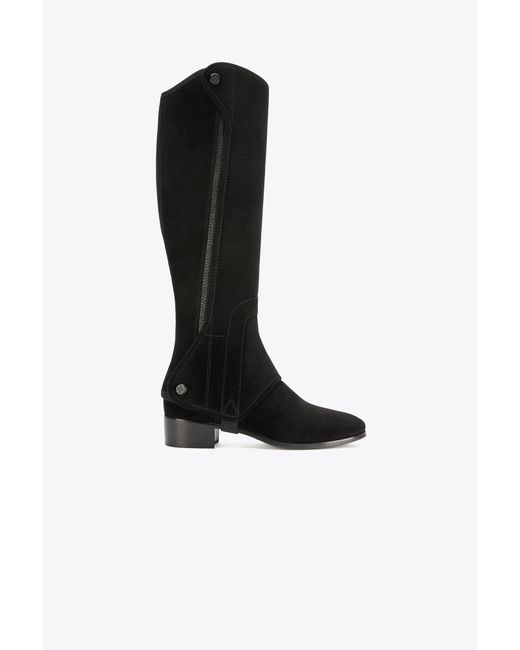 Tory Burch | Black Two-way Boot | Lyst