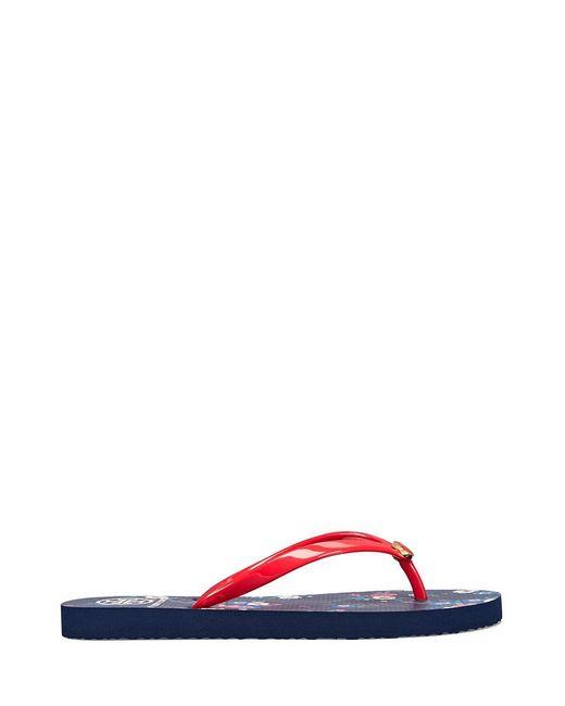 Tory Burch   Multicolor Thin Flip-flop   Lyst