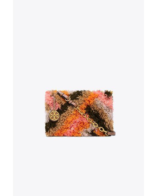 Tory Burch | Multicolor Sadie Rug Shoulder Bag | Lyst