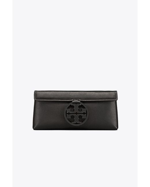 Tory Burch - Black Miller Clutch - Lyst