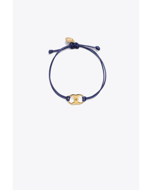 Tory Burch - Multicolor Large Embrace Ambition Bracelet - Lyst