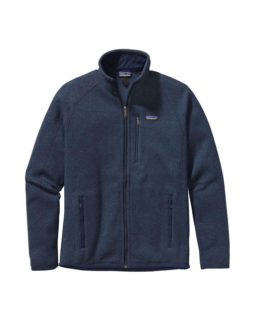 Patagonia Blue Better Sweater® Fleece Jacket Classic Navy for men