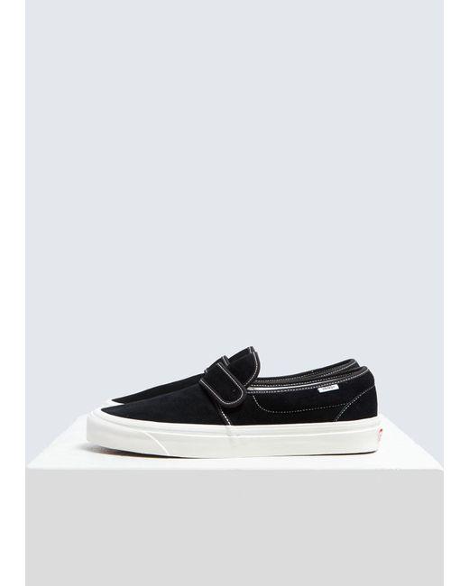 e5f62dda7a Vans - Black Slip-on 47 V Dx Sneaker for Men - Lyst ...