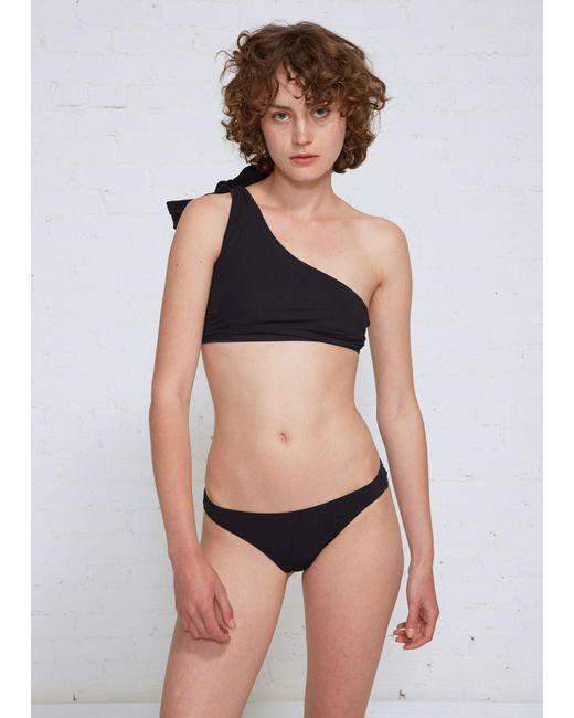 c390c27277aa8 Araks - Black Phoebe Bikini Top - Lyst ...