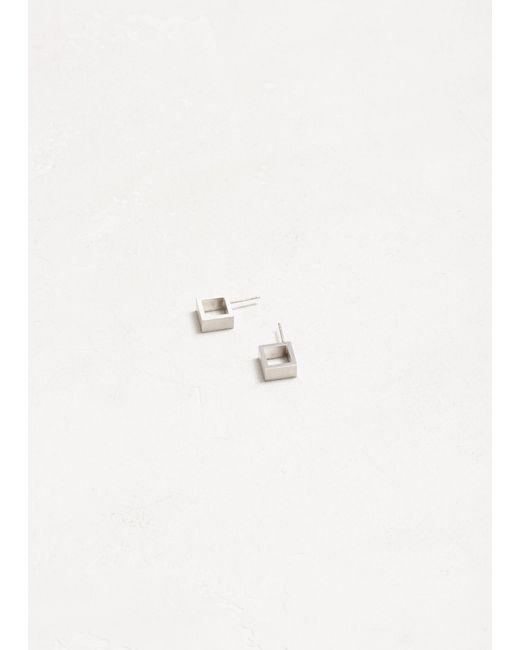 Ming Yu Wang - Metallic Marfa Earrings - Lyst