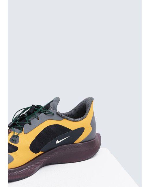 b38edcda69b8 ... Nike - Gray Gyakusou Zoom Pegasus 35 Turbo Sneaker for Men - Lyst ...