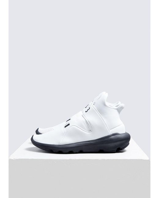 Y-3 - White Suberou Sneakers for Men - Lyst