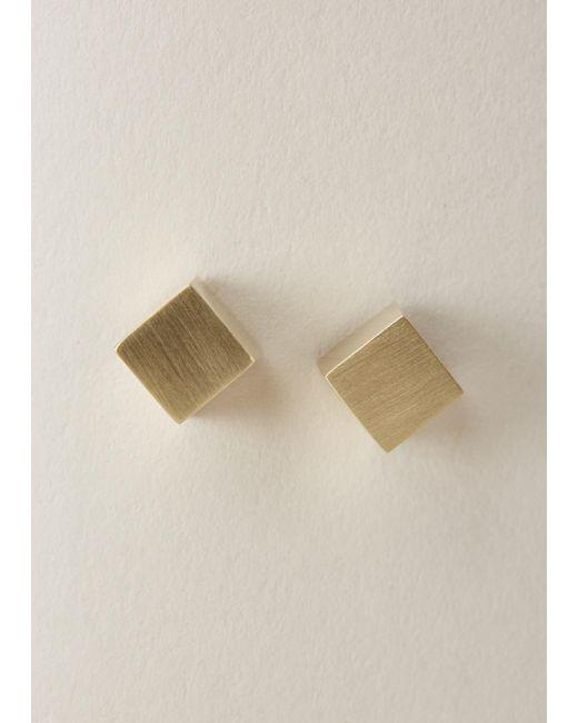 Ming Yu Wang - Multicolor Eclipse Earrings - Lyst
